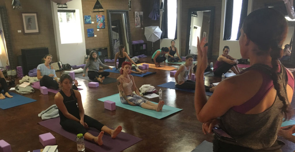 Urban Bliss Yoga School